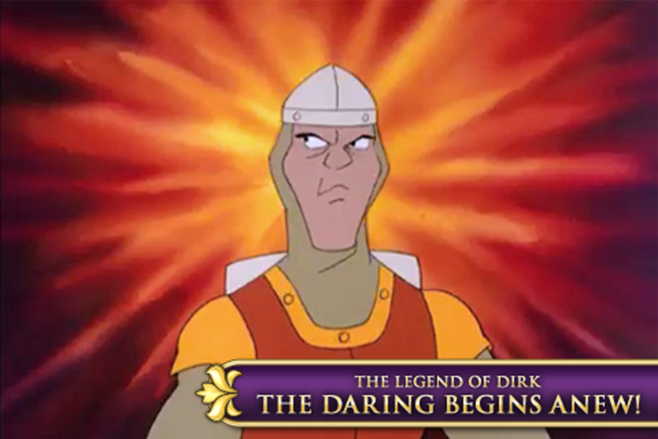 Screenshot Dragon's Lair 2: Time Warp Review